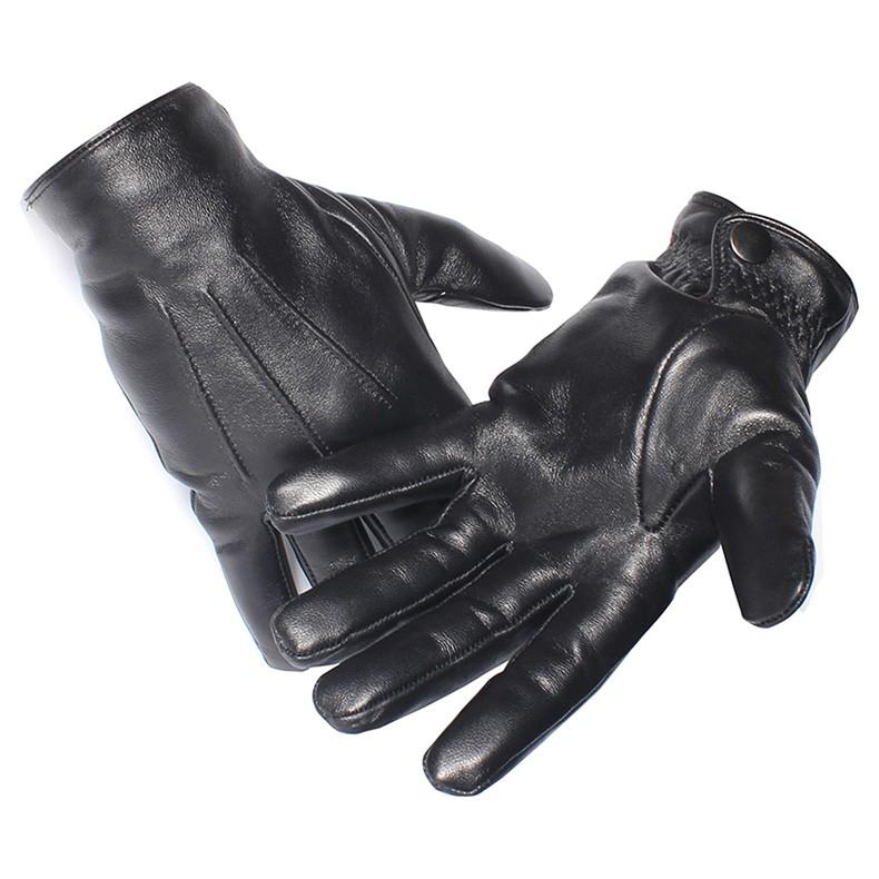 Pánské kožené rukavice Exlusive 3f4c5fc24c