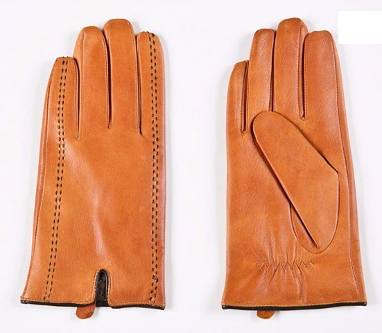 e3b2eac0333 Pánské kožené rukavice Gours